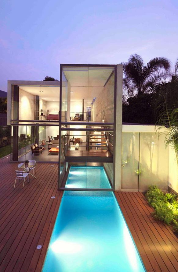 La Planicie By Doblado   ELEGANT HOME IN LA PLANICIE BY DOBLADO ARQUITECTOS 1 elegant home in la planicie by doblado arquitectos