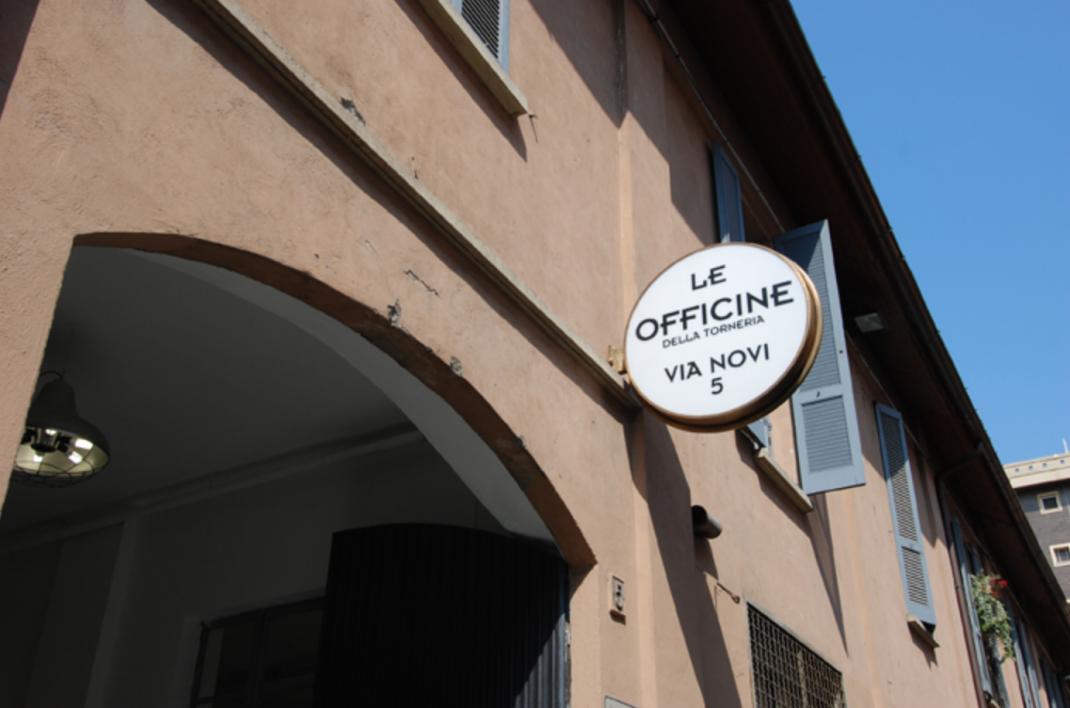 Officine Della Torneria   Tortona Design Week - Top 10 Showrooms  Officine Della Torneria 1
