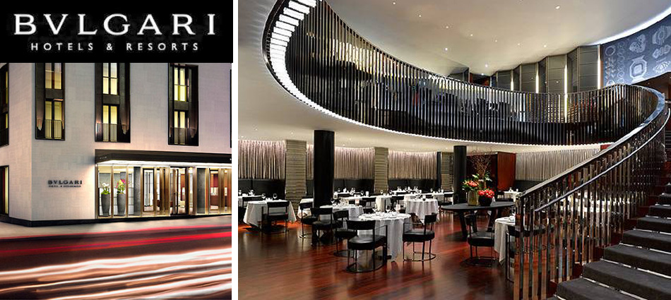 Bvlgari Hotel London Best Design Projects