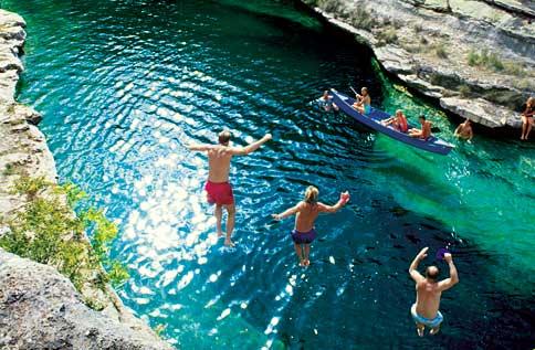 texas summer hotspots Top 10 Texas Summer Hotspots austin 2