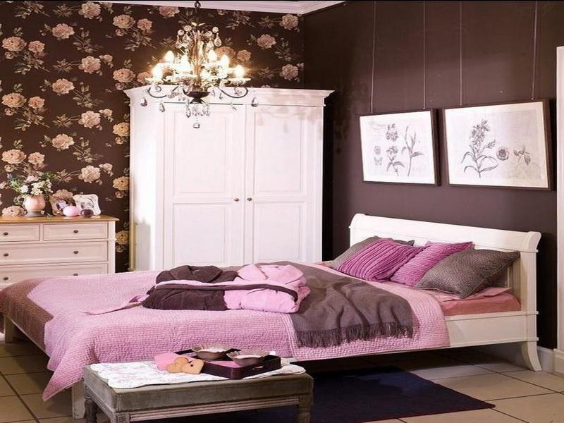 simple pink and brown bedroom decorating ideas best 13160 | simple pink and brown bedroom decorating ideas
