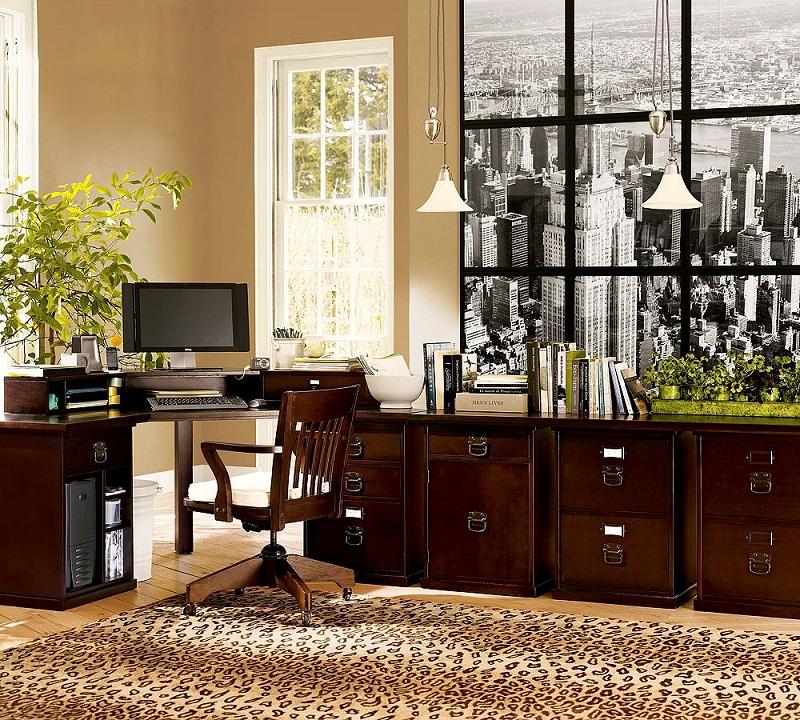 60 Best Home Office Decorating Ideas De Pos Of