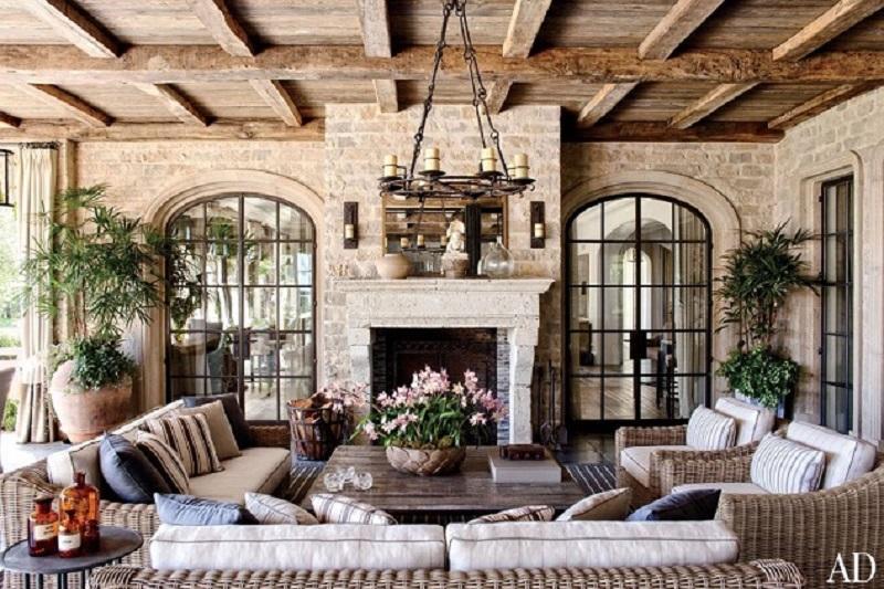 Interior Design Famous Homes