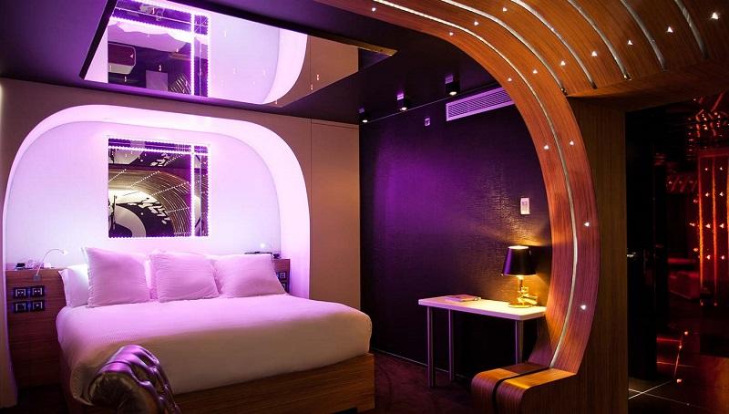 Seven Hotel 5 Amazing Luxury Resort Interiors
