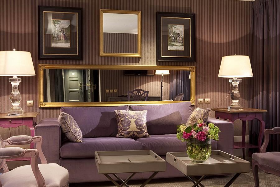 hotel-Hotel-La-Maison-Favart-23  Luxury Hotel Interiors with an 18th Century Twist hotel Hotel La Maison Favart 23