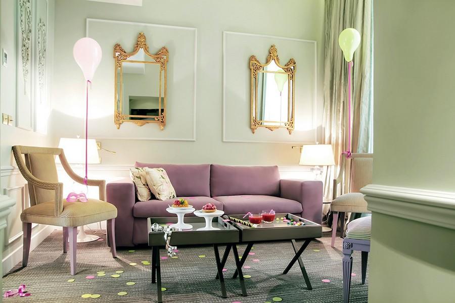hotel-Hotel-La-Maison-Favart-7  Luxury Hotel Interiors with an 18th Century Twist hotel Hotel La Maison Favart 7