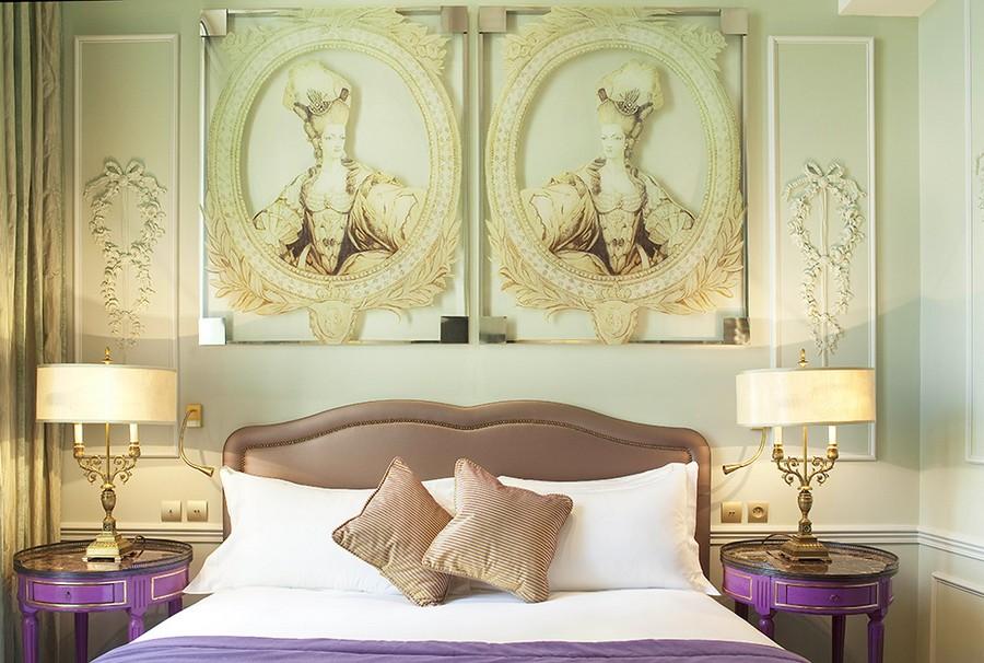 hotel-Hotel-La-Maison-Favart-8  Luxury Hotel Interiors with an 18th Century Twist hotel Hotel La Maison Favart 8