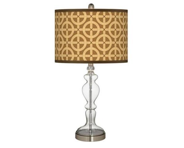 1-bamboo-trellis-giclee-apo  10 Contemporary Table Lamps to Decorate Your Home 1 bamboo trellis giclee apo