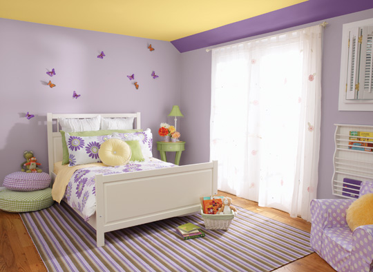 Ia Int Kids Gardenroom 540x395 Create The Perfect Room Tips By Elle Decor Benjamin Moore