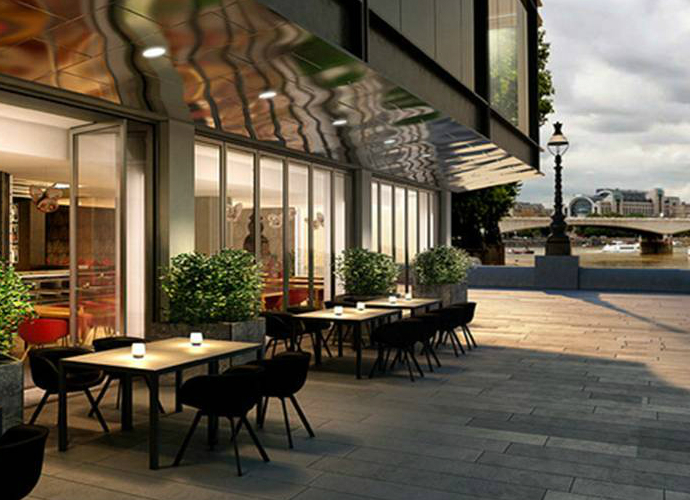 MLH - 4  Mondrian London Luxury Hotel: Sneak Peek MLH 41
