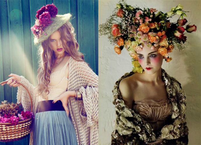flower inspiration  10 MUST-FOLLOW TRENDS FOR YOUR HOME flower inspiration