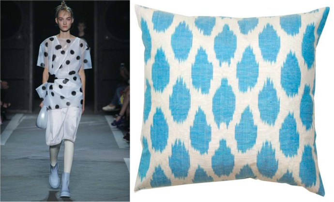 polka dots image  10 MUST-FOLLOW TRENDS FOR YOUR HOME polka dots image
