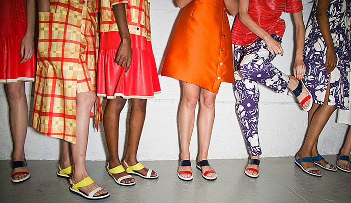 suno's sandals  10 MUST-FOLLOW TRENDS FOR YOUR HOME sunos sandals