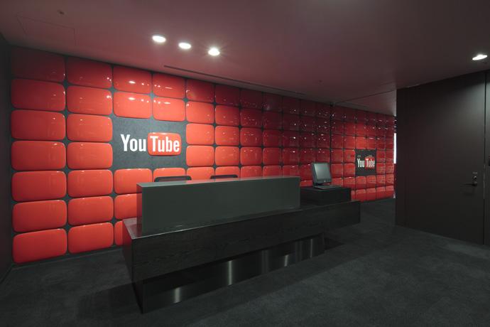 Youtube_SpaceTokyo_2  Youtube Tokyo Architecture Design  Youtube SpaceTokyo 2