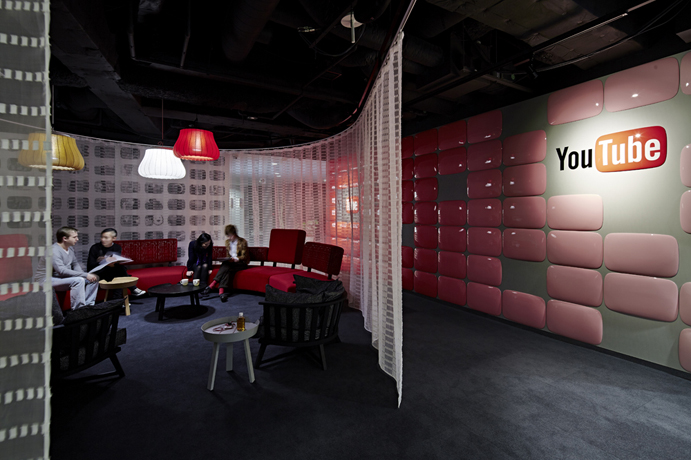 Youtube_SpaceTokyo_7  Youtube Tokyo Architecture Design  Youtube SpaceTokyo 7