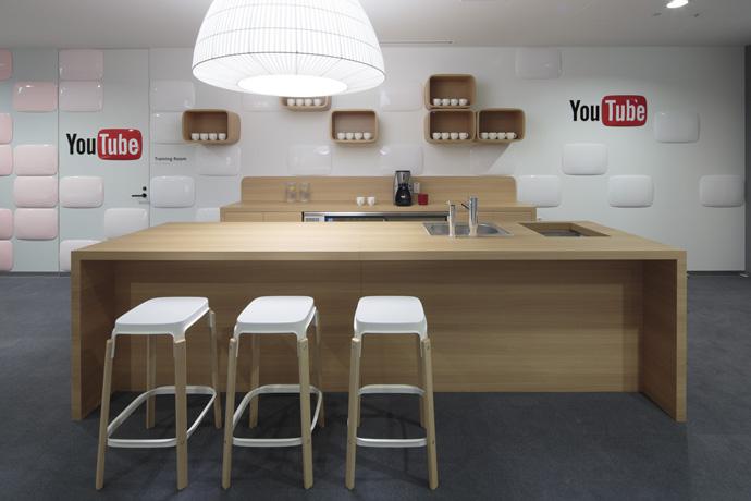 Youtube_SpaceTokyo_8  Youtube Tokyo Architecture Design  Youtube SpaceTokyo 8