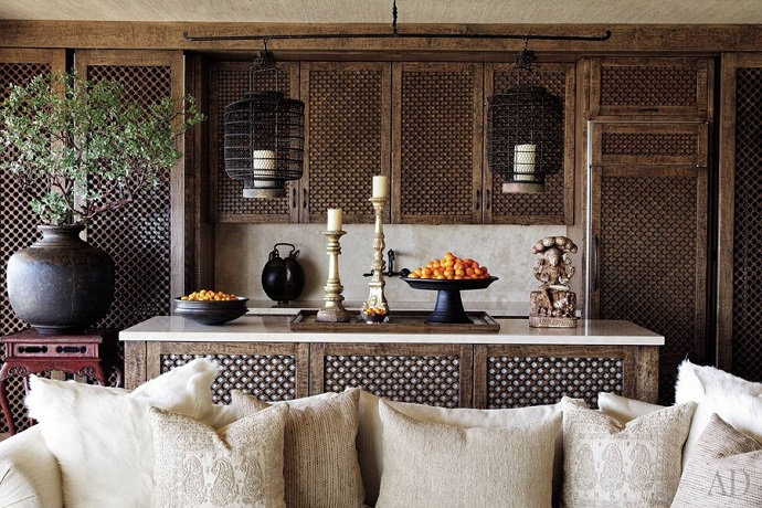 CHER'S EXOTIC KITCHEN  Top 5 Celebrity Kitchen Designs You Don't Want to Loose cher