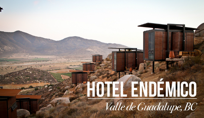 Hotel Endémico by Jose Garcia