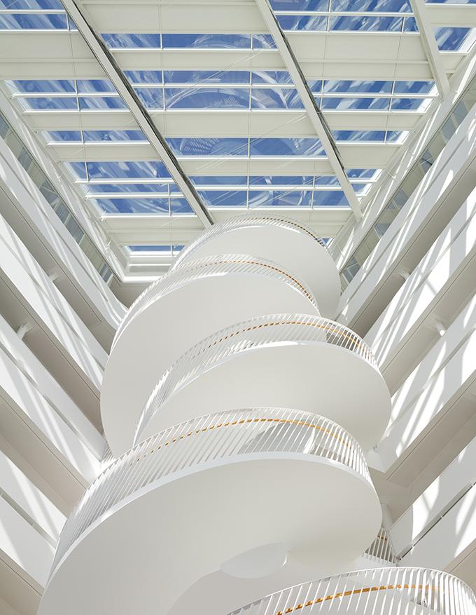 swedbank top building5  One of The Best Buildings Unveiled in 2014 swedbank top building5
