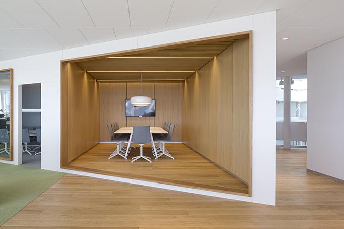 swedbank top building8  One of The Best Buildings Unveiled in 2014 swedbank top building8