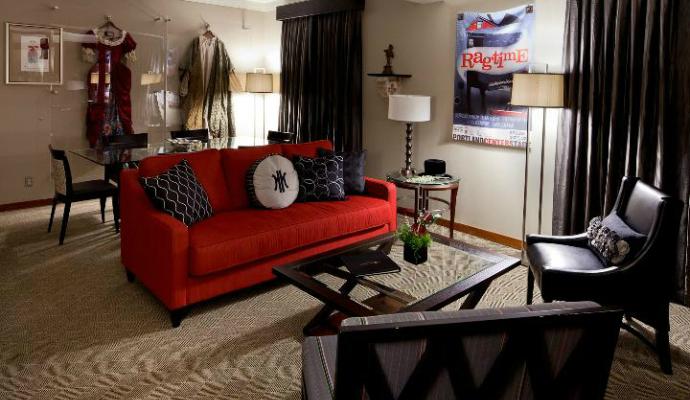 The Heathman Hotel for 50 Shades of Grey