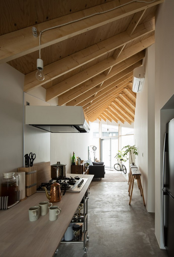Art House Building Design A Diamond Shaped Plan Alphaville Design