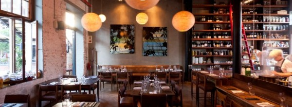 Top 8 beautiful restaurants interiors in South Africa (Part 1)